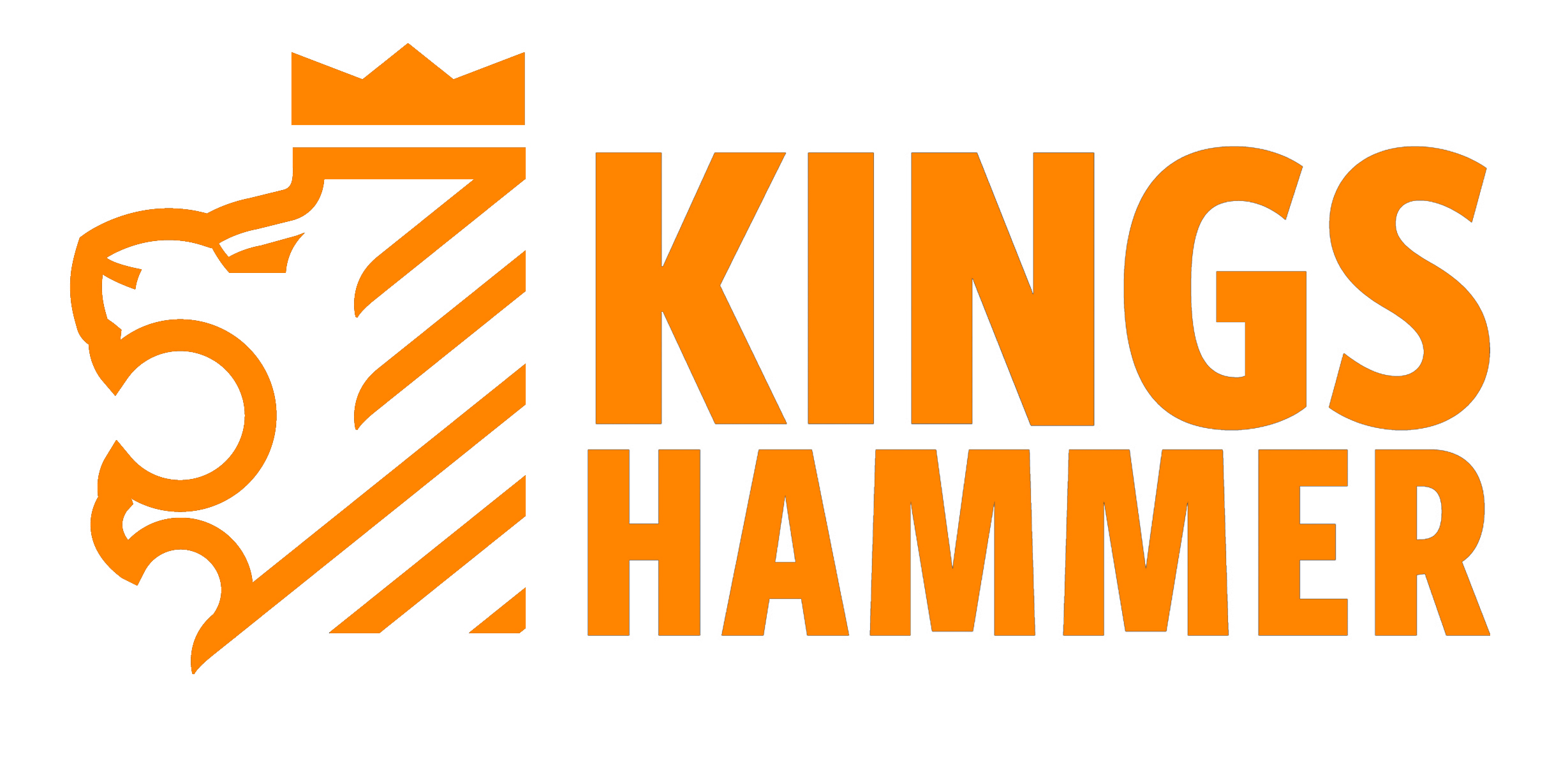 The Kings Hammer Logo